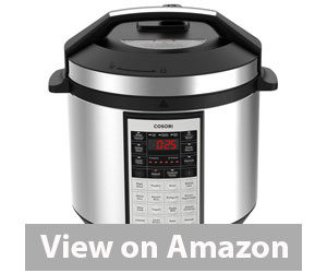 Best Japanese Rice Cooker - COSORI 8 Qt Rice Cooker Review
