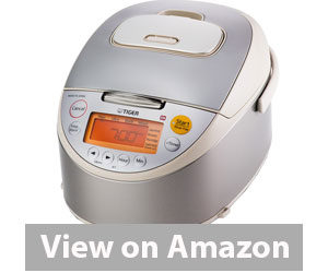Best Japanese Rice Cooker - Tiger JKT-B10U Rice Cooker Review