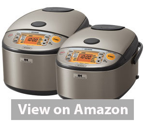 Best Japanese Rice Cooker - Zojirushi NP-HCC10XH Rice Cooker Review