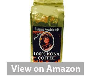 Best Kona Coffee - Hawaiian Mountain Gold Coffee Review