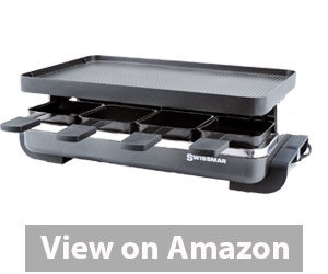 Best Raclette Grill - Swissmar KF-77041 Classic 8-Person Raclette Grill Review